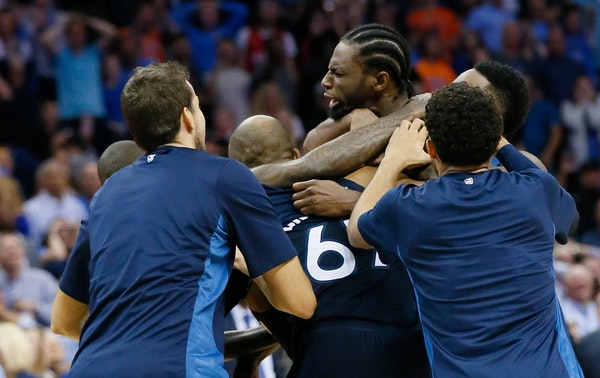 Listen: Andrew Wiggins has been clutch -- and so much more
