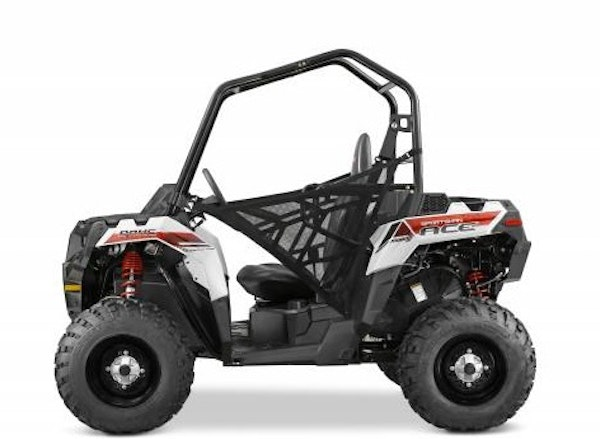 Polaris is recalling its ACE 325 off-road vehicle.