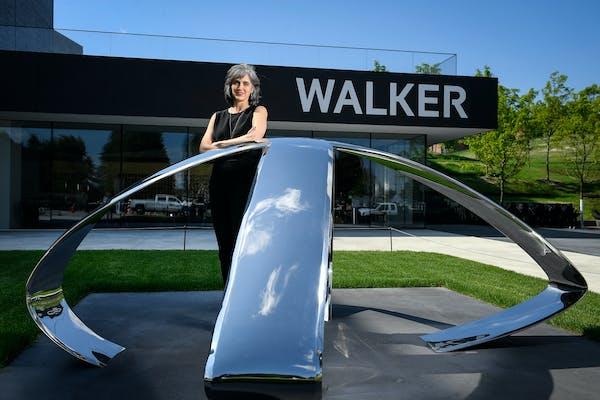 Walker Art Center director Olga Viso.