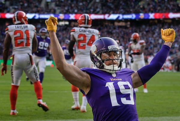 Adam Thielen: Nobody knows Vikings' game plan like Case Keenum