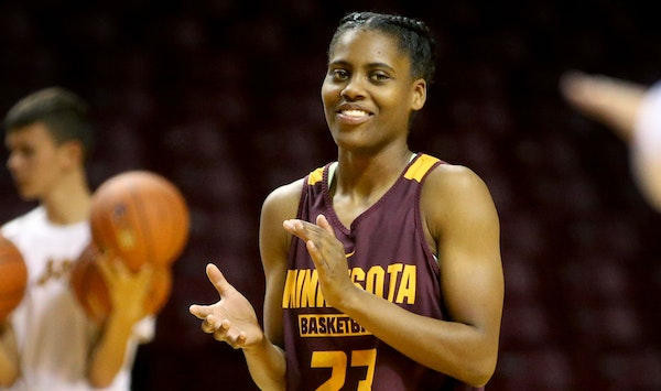 Unhappy at Marquette, former Bloomington Kennedy star Kenisha Bell transferred to the Gophers to be near her mother, brothers and other supporters.
