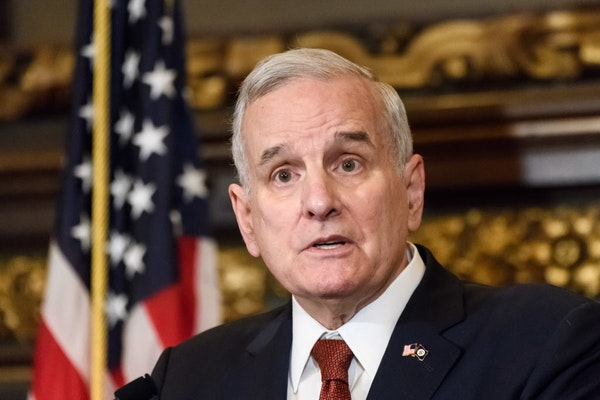 On Wednesday, Gov. Mark Dayton addressed a wide range of issues including reports of criminal acts at senior care facilities from a Star Tribune repor