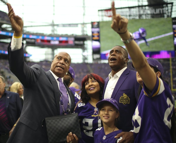 Kevin Warren, Vikings executive on the rise, knows no limits