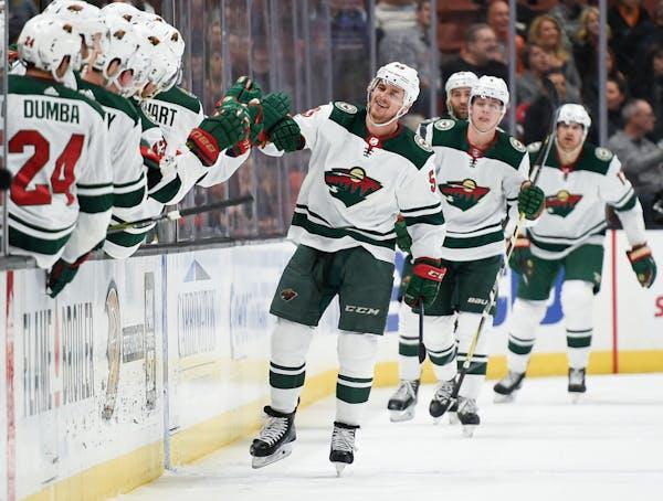 Boudreau: Wild had 'good reaction' to Ducks in third period