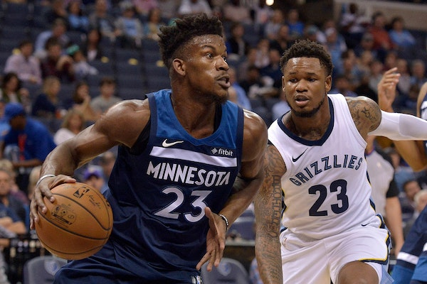 Jimmy Butler is the pickup basketball teammate we all deserve