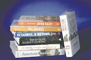 Books for Cooks, Holiday cookbooks for the giving season.