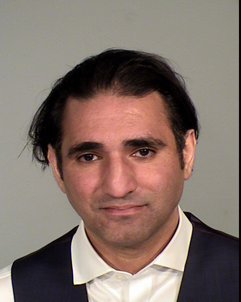 Ramsey County District Judge G. Tony Atwal was arrested on New Year's Day for alleged drunken driving.