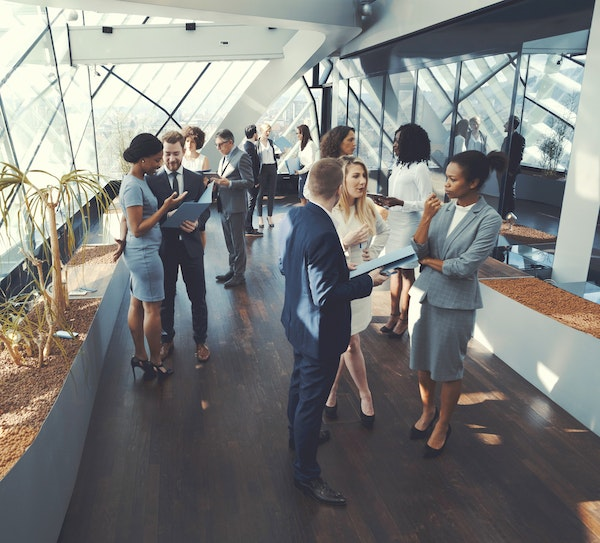 The best form of networking may be informal and can resemble ordinary socializing.
