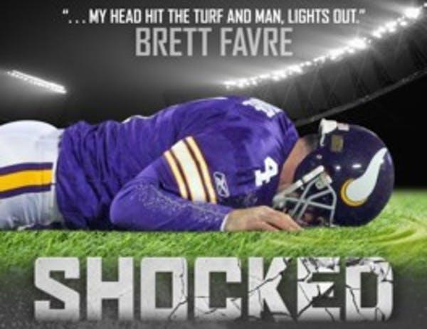 Brett Favre has a new concussion documentary, prefers grandsons play golf