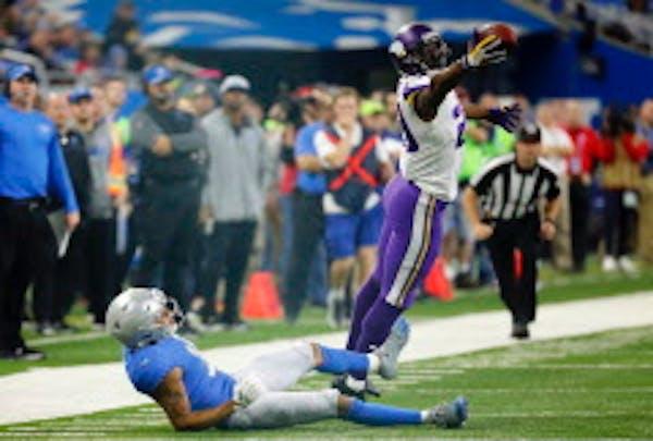 Seeing shadows: Top cornerbacks add to Vikings-Saints intrigue