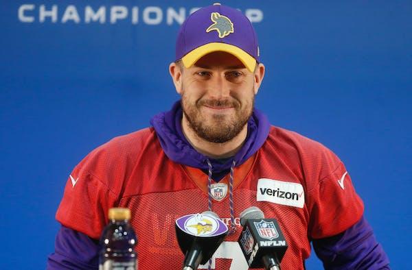 Minnesota Vikings quarterback Case Keenum