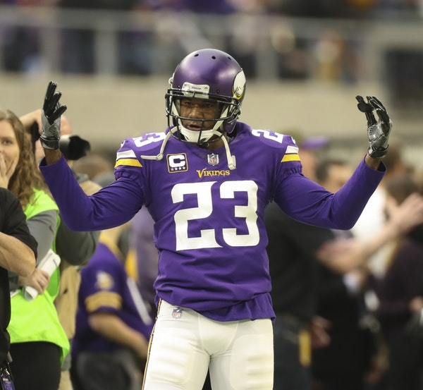 In his 15-year NFL career, Vikings cornerback Terence Newman has never played in a conference title game. Until Sunday.