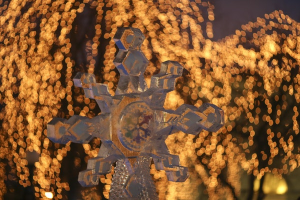 The St. Paul Winter Carnival kicks off Thursday evening with the Moon Glow Parade and Ice Palace lighting at Rice Park.