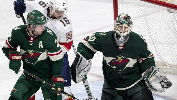Devan Dubnyk has to make plenty of saves, but the Wild helps its goalie by forcing opponents to take more low-quality shots.