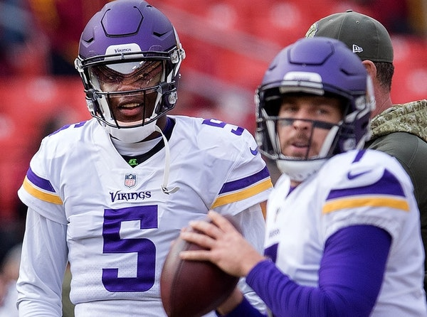 Listen: The Vikings' offseason to-do list after an NFC title game collapse