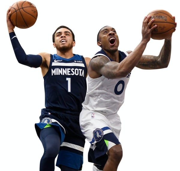 Tyus or Teague: Who should the Timberwolves rely on more?