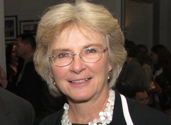 Jan Malcolm in 2011.