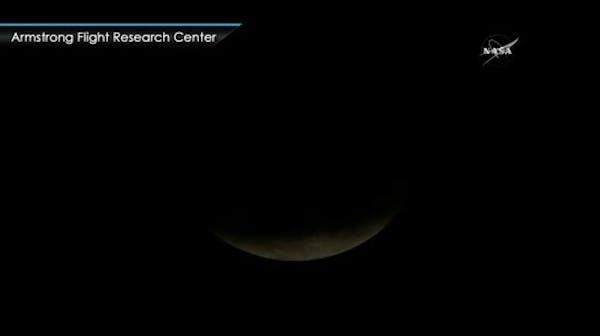 WATCH: Rare super moon, blue moon and lunar eclipse