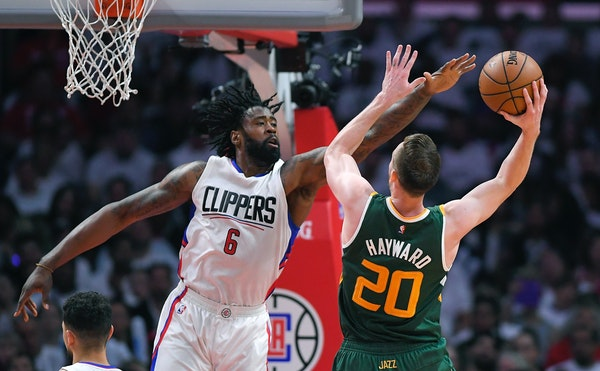 Clippers center DeAndre Jordan would fit quite nicely with the Wolves … if they are willing to take on a player who can opt out of his contract and