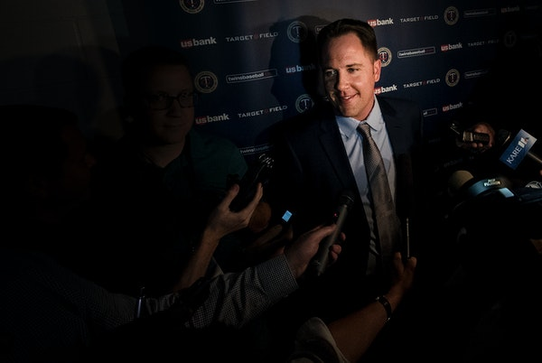 If the Twins could swing a trade for an established pitcher — and one might be available — they might to be in a better position than many teams t