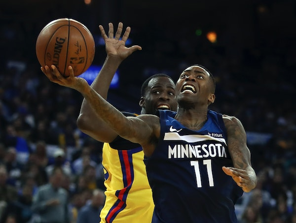 When Wolves guard Jamal Crawford enters, he has no time to waste to find his touch. You can't afford to when your minutes are limited (18.9 per game