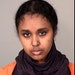 This photo provided by the Ramsey County Sheriff's Office shows Tnuza Jamal Hassan. A criminal complaint said Hassan, 19, a former student at St. Cath