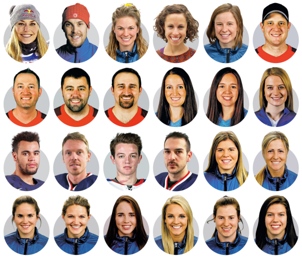 Meet the Minnesotans in the 2018 Winter Olympics