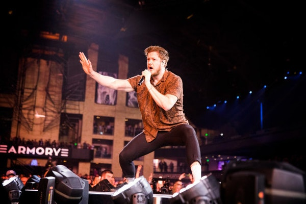 The Armory shines in Nomadic Live's opening night with Imagine Dragons