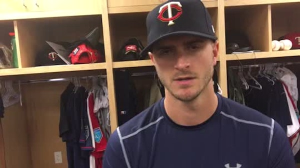 Odorizzi excited to join Twins