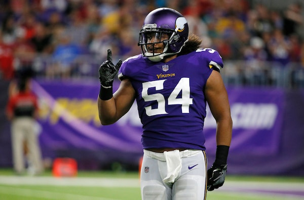 Eric Kendricks, a tackling machine who could get more for Vikings