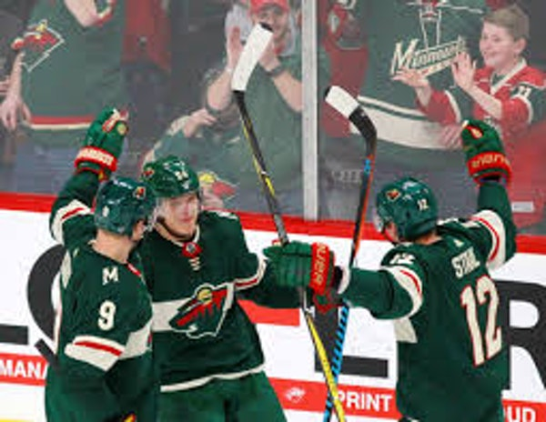 Postgame: Wild in a groove as NHL trade deadline looms
