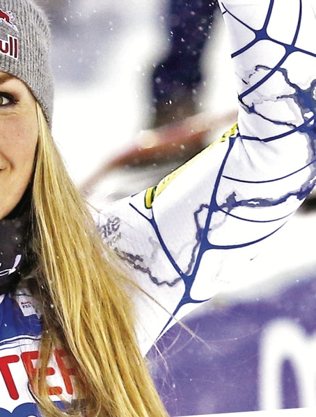 Lindsey Vonn says this is her final Olympics. (Associated Press file photo)