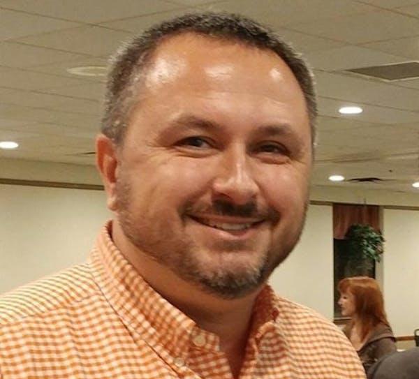 Robert Gerhart, Osseo School Board chair