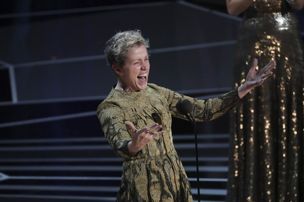 'Shape of Water' triumphs at Oscars