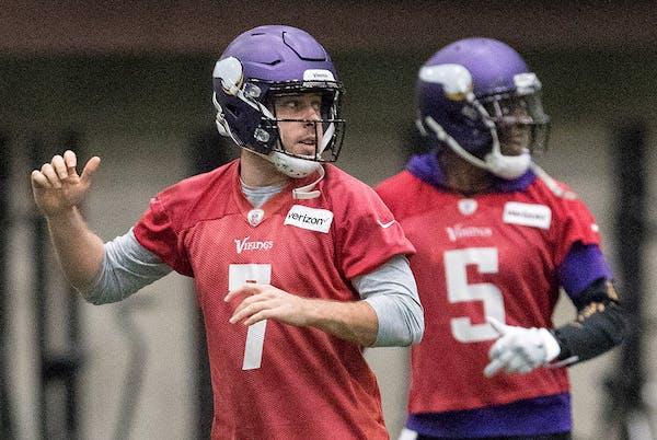 NFL free agency primer: Vikings' No. 1 need is QB