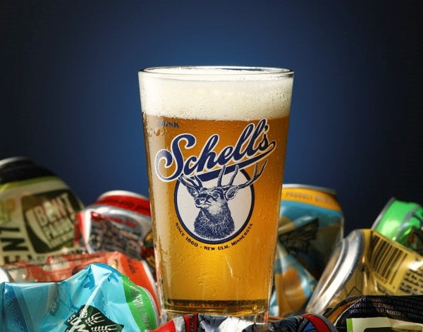 Schell's beer rose above the other state brews to win the 2017 Ultimate Minnesota Beer Bracket.