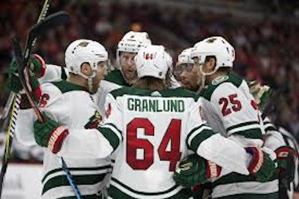 Wild rebounds from emotional night in Vegas to finally defeat Coyotes