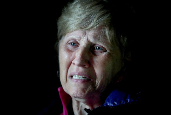 Paulette Bakeberg, 70, was physically assaulted at an assisted-living facility in Delano, and is among hundreds of elderly residents of senior homes w