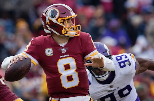 Sign Cousins or keep defense intact? How Vikings could have it all