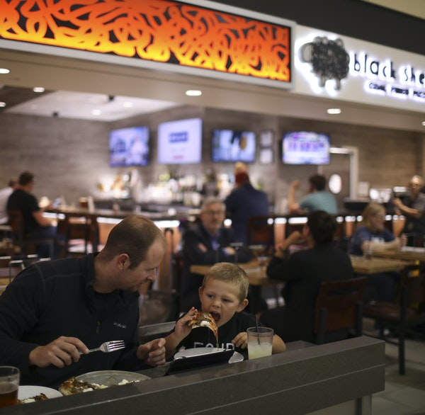 Black Sheep Pizza is already located in the MSP Mall of Terminal 1.