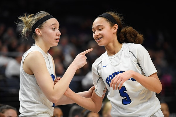 Hopkins girls' coach thrilled players getting renewed attention from U
