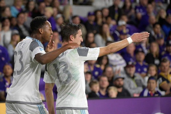 Ethan Finlay bouncing back with Minnesota United