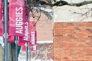 More than 130 professional and clerical employees at Augsburg University in Minneapolis voted overwhelmingly Thursday to form a union.