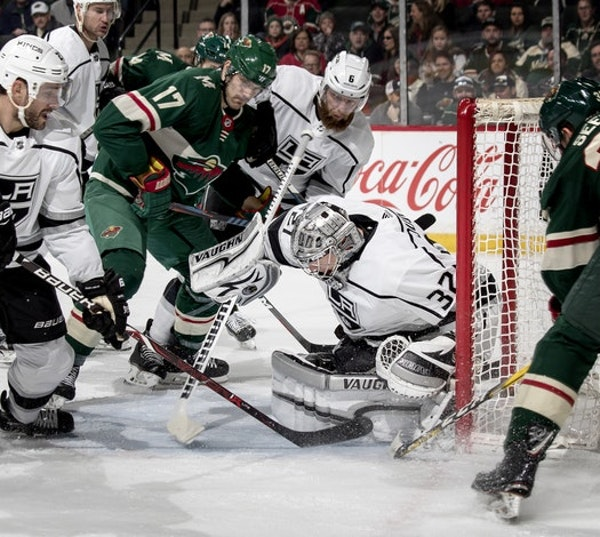 Wild completes three-game, four-day stretch with five out of six points