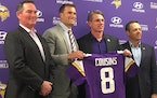 Listen: Next-level numbers on the Twins and Kirk Cousins