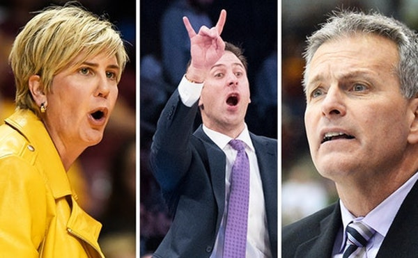 Hartman: Gophers coaches draw scrutiny as contract renewals approach