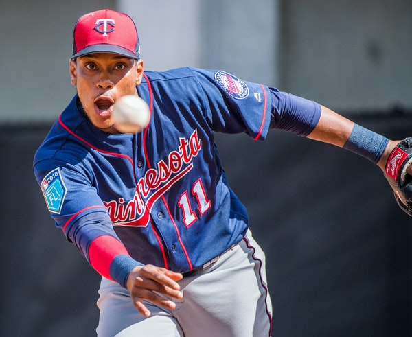 Twins infielder Jorge Polanco hit a low in 2017 with the death of his grandfather, followed by the high of becoming a father to Jorge Jr. Inside: Twin