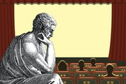 Aristotle (384-322 B.C.) laid out a theory of catharsis in dramatic art, but are we getting too much of it for our own good? Maybe it's best to avoi