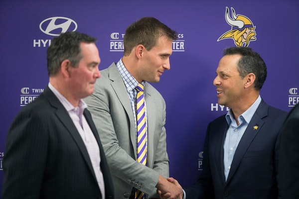 Cousins explains why he didn't prohibit future franchise tag in Vikings deal