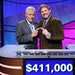 Macalester College grad Austin Rogers' reign on Jeopardy ended Thursday, Oct. 12, after 12 episodes and $411,000 in winnings.